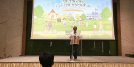 Remarks at opening ceremony by Dr. Weraphan Suphanchaimat, Deputy Chairperson of Thai Health Promotion Foundation
