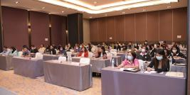 Representatives of teachers of students with disabilities attended the workshop.
